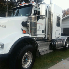 Kenworth Tractor Trailer